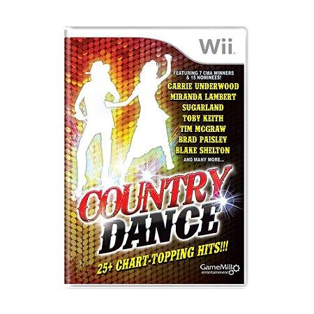 Jogo Country Dance - Wii