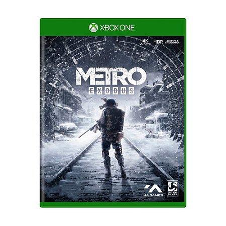 Jogo Metro Exodus - Xbox One