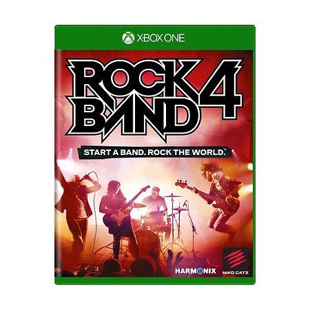 Jogo Rock Band 4 - Xbox One