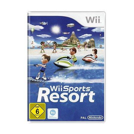 Jogo Wii Sports Resort - Wii (Europeu)