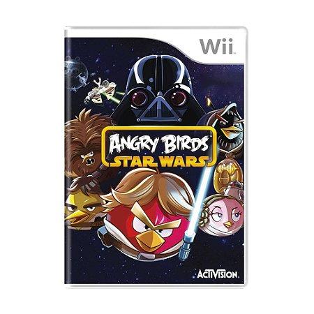 Jogo Angry Birds: Star Wars - Wii