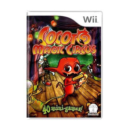 Jogo Cocoto Magic Circus - Wii