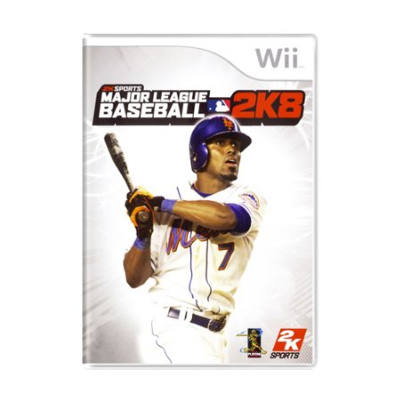 Jogo Major League Baseball 2K8 - Wii