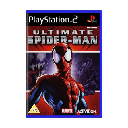 Jogo Ultimate Spider-Man - PS2 (Europeu)