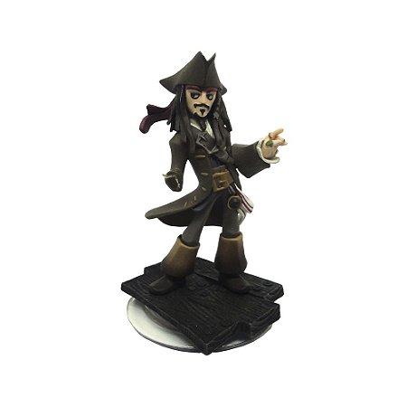 Boneco Disney infinity: Jack Sparrow (Sem braço direito)
