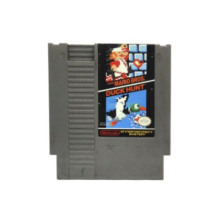 Jogo Super Mario Bros. & Duck Hunt - NES
