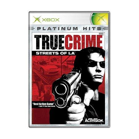 Jogo True Crime: Streets of LA - Xbox
