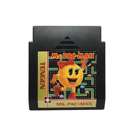 Jogo Ms. Pac-Man - NES