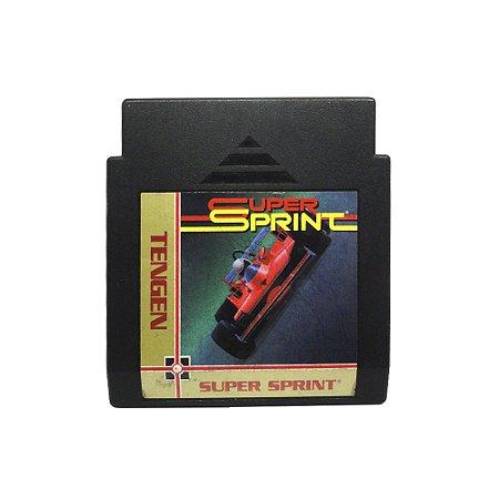 Jogo Super Sprint - NES