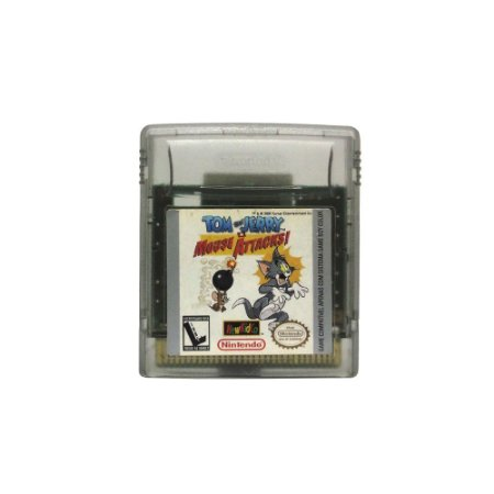 Jogo Tom and Jerry in Mouse Attacks - GBC