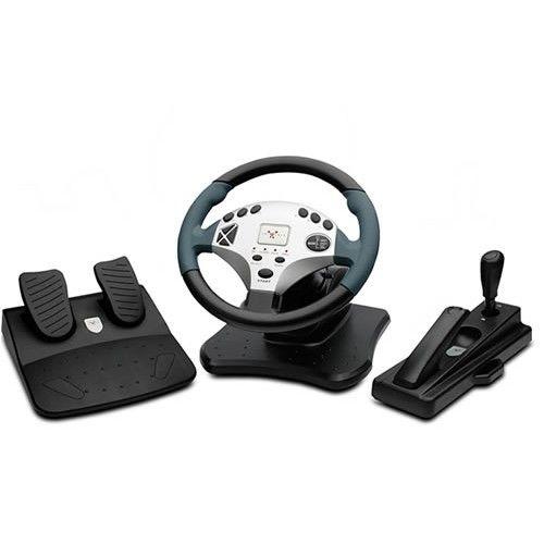 Volante Integris Sport Racing - PS2 e PC