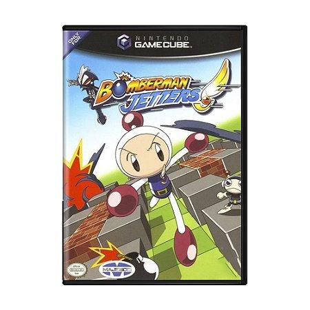 Jogo Bomberman Jetters - GameCube