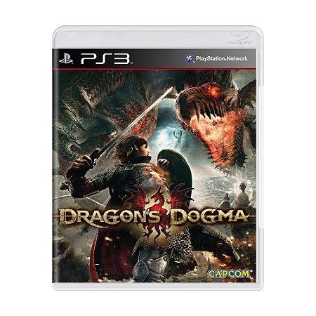 Jogo Dragon's Dogma - PS3