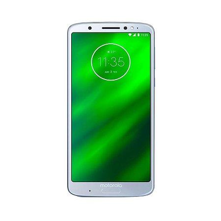 "Smartphone Motorola Moto G6 PLUS 64GB 12MP Tela 5.9"" Azul Topázio"