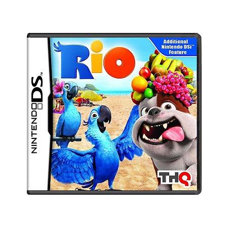 Jogo Rio - DS