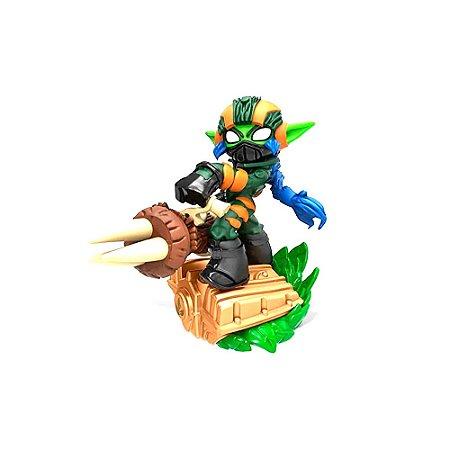 Boneco Skylanders SuperChargers: Super Shot Stealth Elf