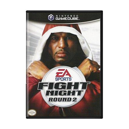 Jogo Fight Night Round 2 - GameCube