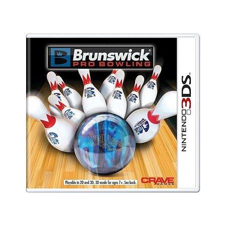 Jogo Brunswick Pro Bowling - 3DS