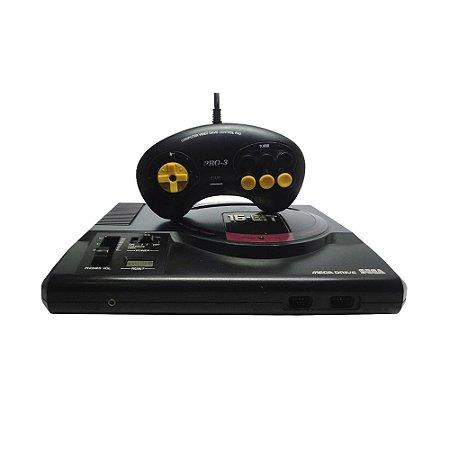 Console Mega Drive 3 16 Bits - Sega (Japonês)