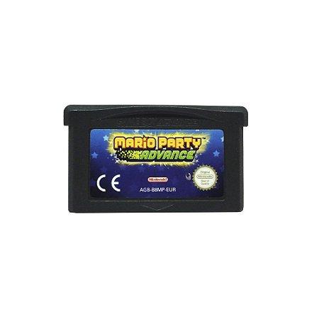 Jogo Mario Party Advance - GBA (Europeu)
