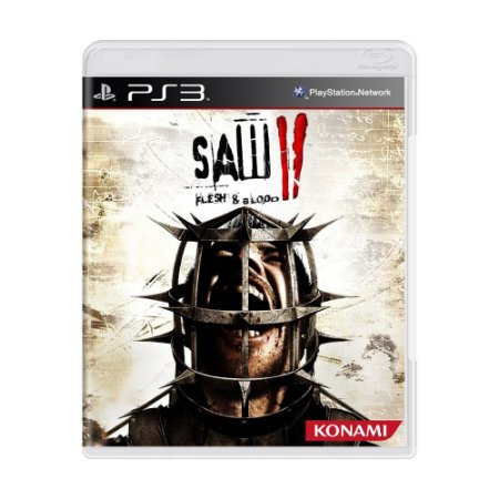 Jogo Saw II: Flesh & Blood - PS3
