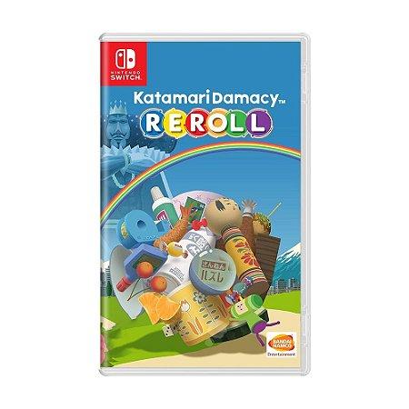 Jogo Katamari Damacy Reroll - Switch