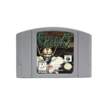 Jogo Bio FREAKS - N64