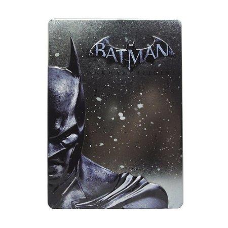 Jogo Batman: Arkham Origins (SteelCase) - Xbox 360