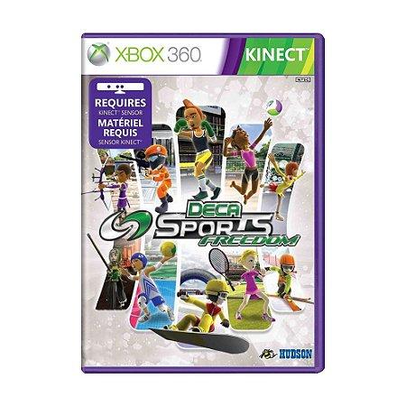 Jogo Deca Sports Freedom - Xbox 360