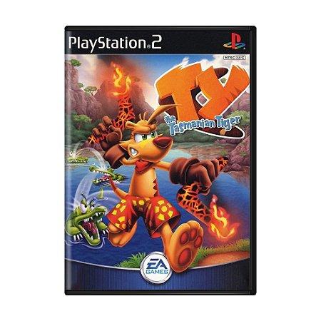 Jogo Ty the Tasmanian Tiger - PS2