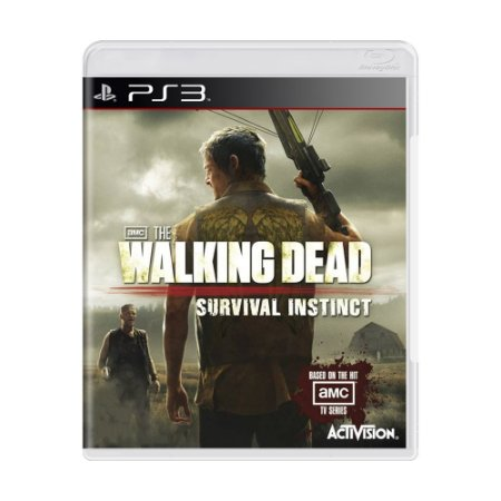 Jogo The Walking Dead Survival Instinct - PS3
