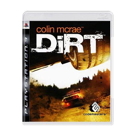 Jogo Colin McRae: Dirt - PS3