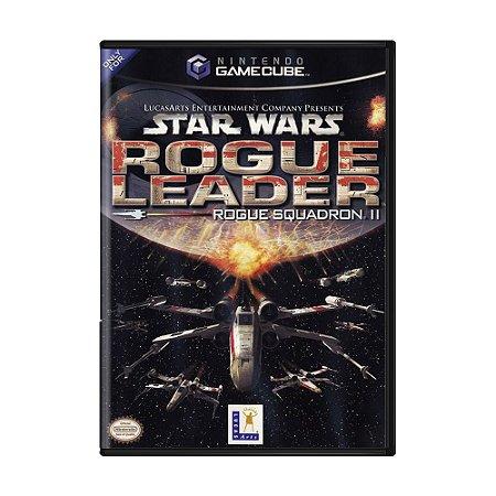 Jogo Star Wars: Rogue Squadron II - Rogue Leader - GameCube