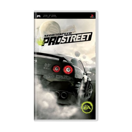 Jogo Need for Speed: ProStreet - PSP