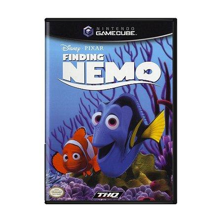 Jogo Finding Nemo - GameCube