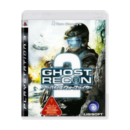 Jogo Tom Clancy's Ghost Recon: Advanced Warfighter 2 - PS3