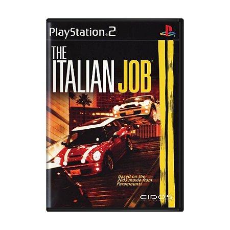 Jogo The Italian Job - PS2