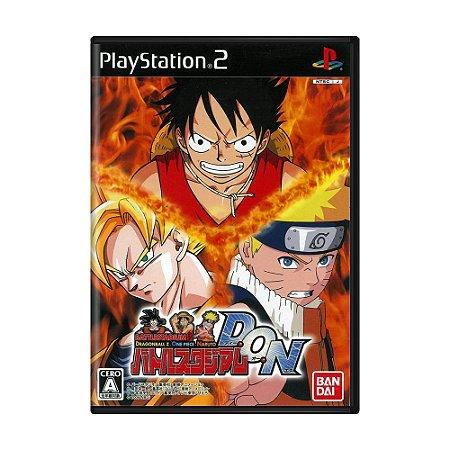 Jogo Battle Stadium D.O.N - PS2 (Japonês)