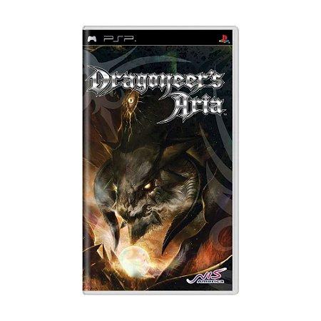 Jogo Dragoneer's Aria - PSP