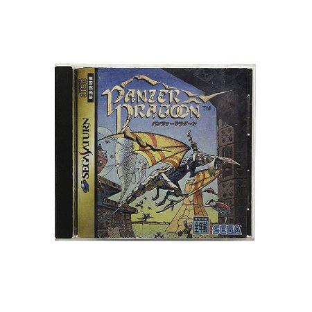 Jogo Panzer Dragoon - Sega Saturn (Japonês)