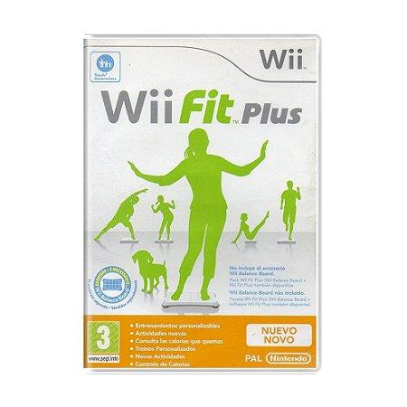 Jogo Wii Fit Plus - Wii (Europeu)