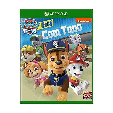 Jogo Paw Patrol: Está com Tudo - Xbox One