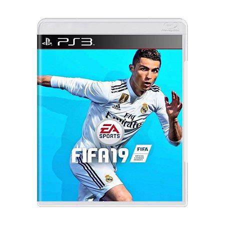 Jogo FIFA 19 - PS3