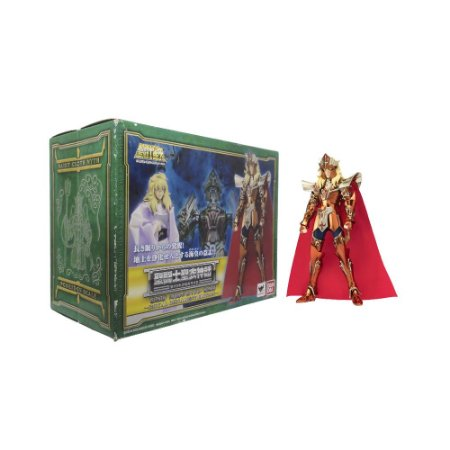 Action Figure Cavaleiros do Zodíaco: Saint Cloth Myth Poseidon Scale (Royal Ornament Edition) - Bandai