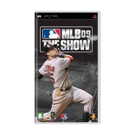 Jogo MLB 09: The Show - PSP