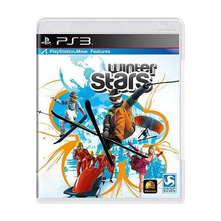 Jogo Winter Stars - PS3