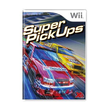 Jogo Super PickUps - Wii