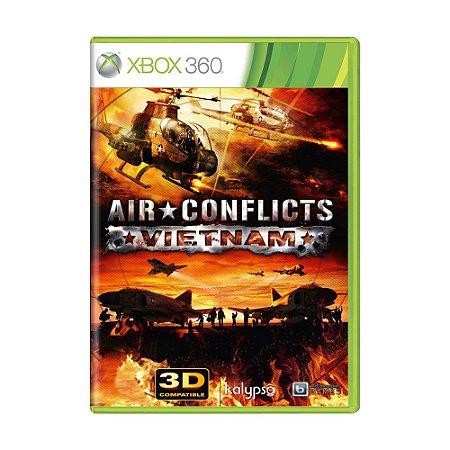 Jogo Air Conflicts: Vietnam - Xbox 360