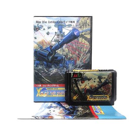 Jogo Granada - Mega Drive (Japonês)