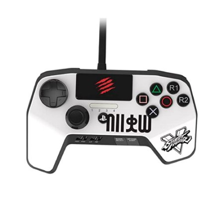 Fightpad Madcatz Pro Street Fighter V - PS3 e PS4